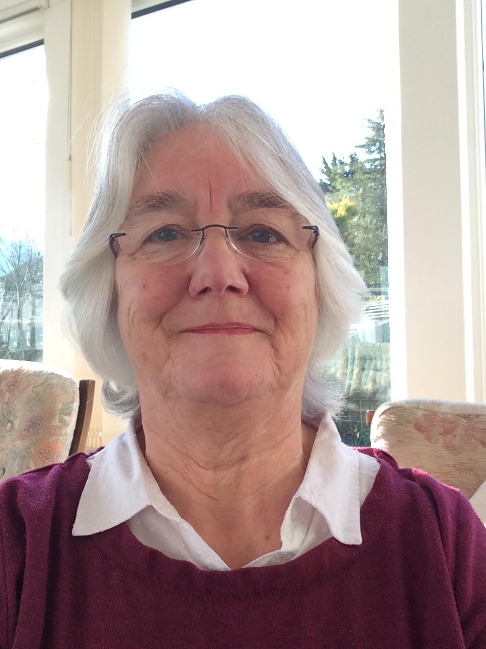 Photo of Chairman Lynn Walker